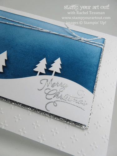 Basic to Stepped-Up Alternate Card ideas made with the Wonderful Winterland November 2016 Paper Pumpkin kit (make 24 per kit!)… #stampyourartout - Stampin' Up!® - Stamp Your Art Out! www.stampyourartout.com