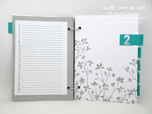 Click here to see a perpetual calendar book and 5 note cards created with the December 2016 Another Great Year Paper Pumpkin kit … #stampyourartout - Stampin' Up!® - Stamp Your Art Out! www.stampyourartout.com