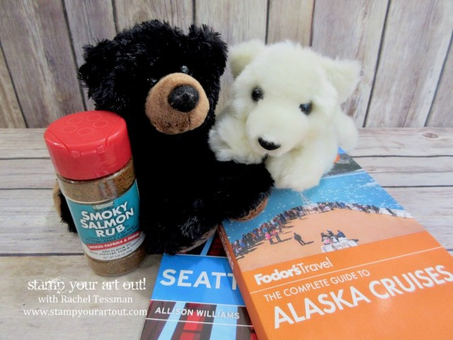I'm going to Alaska thanks to Stampin' Up! ...#stampyourartout - Stampin' Up!® - Stamp Your Art Out! www.stampyourartout.com