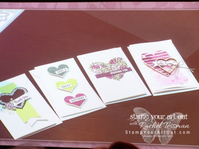 OnStage November 2017!...#stampyourartout - Stampin' Up!® - Stamp Your Art Out! www.stampyourartout.com