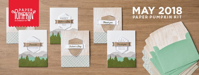 Click here to see fun alternate project ideas I created with the Manly Moments Paper Pumpkin kit...#stampyourartout #stampinup - Stampin' Up!® - Stamp Your Art Out! www.stampyourartout.com