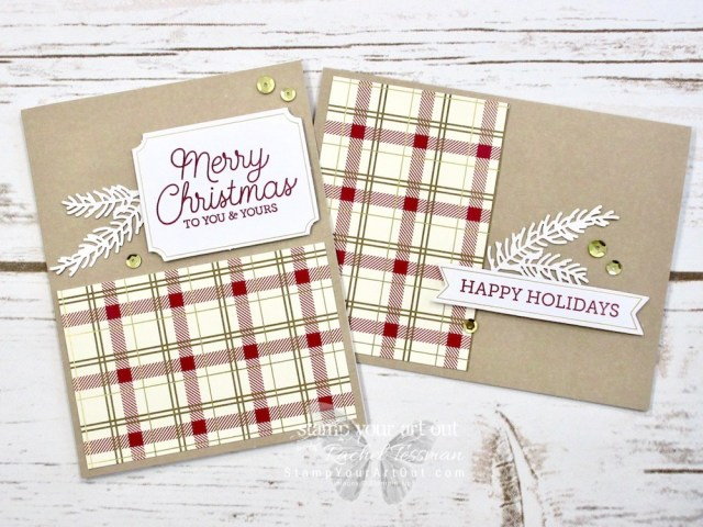 Click here to watch a how-to video and see fun alternate project ideas I created with the November 2018 To You And Yours Paper Pumpkin Kit…I added Very Vanilla Cardstock & envelopes, redistributed the elements of the kit, and produced 40 cards. I quadrupled the cards in the kit!…#stampyourartout #stampinup - Stampin' Up!® - Stamp Your Art Out! www.stampyourartout.com