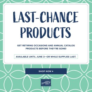 Don't miss out on your favorites before they are gone for good! Click here for more information about the 2018-19 retiring Stampin' Up! products. #stampyourartout #stampinup - Stampin' Up!® - Stamp Your Art Out! www.stampyourartout.com