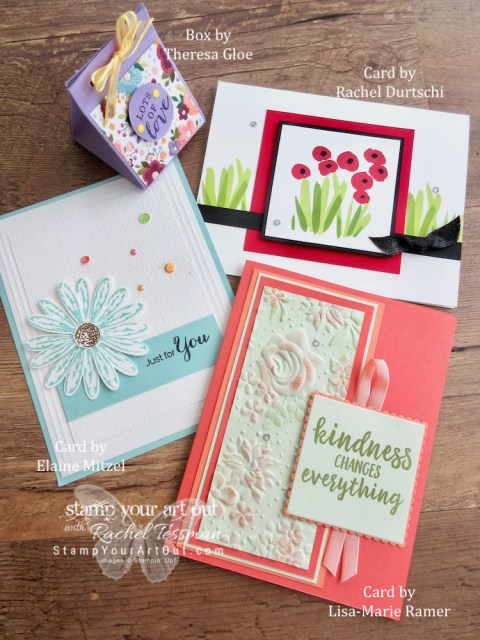 Had a blast at Stampin' Up!'s April 2019 OnStage in Minneapolis, MN – Gifts I took home! #stampyourartout #stampinup - Stampin' Up!® - Stamp Your Art Out! www.stampyourartout.com