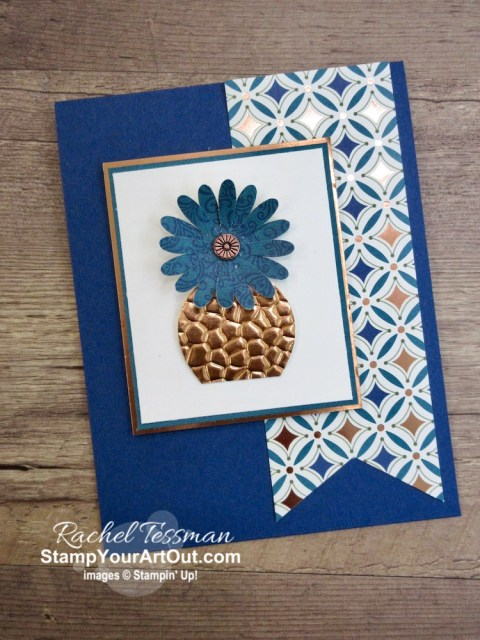I really love the products in the Brightly Gleaming Suite in the 2019 Holiday Catalog! So I went a little crazy. Click here to view several projects I made and shared on my Saturday, September 21st post. You'll be able to watch my video so you can see all my tips and tricks and get the step-by-step directions. You'll also be able to access measurements, see other close-up photos, and get links to all the products I used. - Stampin' Up!® - Stamp Your Art Out! www.stampyourartout.com