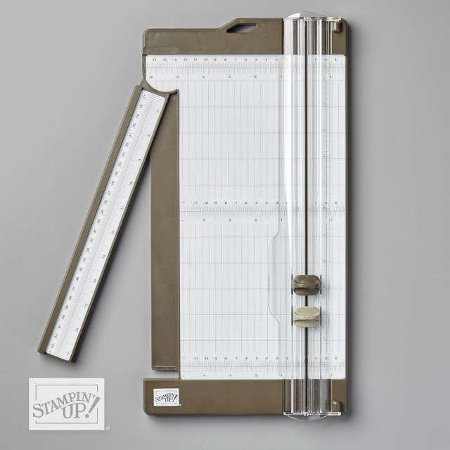 The new Stampin' Up!® Paper Trimmer will be available November 1, 2019. - Stampin' Up!® - Stamp Your Art Out! www.stampyourartout.com