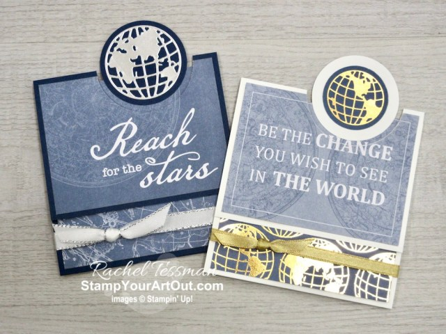 All Star Tutorial Blog Hop June 2020 featuring the World of Good Suite of products from Stampin' Up!'s 20-21 Annual Catalog… Get directions, measurements and supplies for the tucked insert fun fold cards I created and shared. Learn how to grab up the awesome exclusive tutorial bundle. AND see other great ideas with this suite shared by the 11 others in our tutorial group! - Stampin' Up!® - Stamp Your Art Out! www.stampyourartout.com