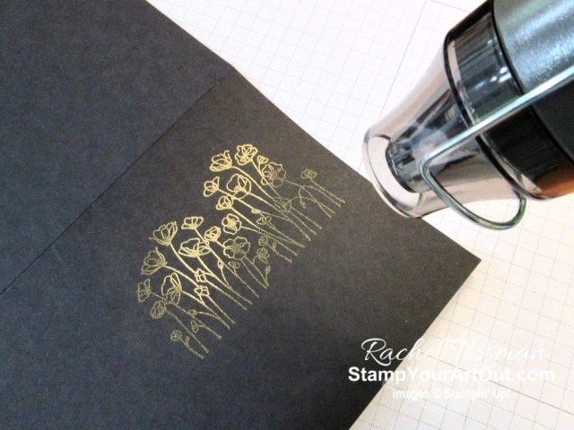 "Click here to see & get details for how to make three stunning gold-embossed greeting cards from your June 2020 ""Box of Sunshine"" Paper Pumpkin kit and some extra product. Plus you can see several other alternate project ideas created with this kit by fellow Stampin' Up! demonstrators in our blog hop: ""A Paper Pumpkin Thing""! - Stampin' Up!® - Stamp Your Art Out! www.stampyourartout.com"