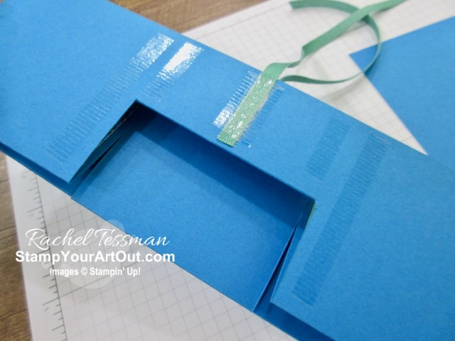 """Click here to see & get details for how to make a 12x9 Accordion Display Gift Album from your August 2020 """"World's Greatest"""" Paper Pumpkin kit and some extra product. Plus you can see several other alternate project ideas created with this kit by fellow Stampin' Up! demonstrators in our blog hop: """"A Paper Pumpkin Thing""""!  - Stampin' Up!® - Stamp Your Art Out! www.stampyourartout.com"""