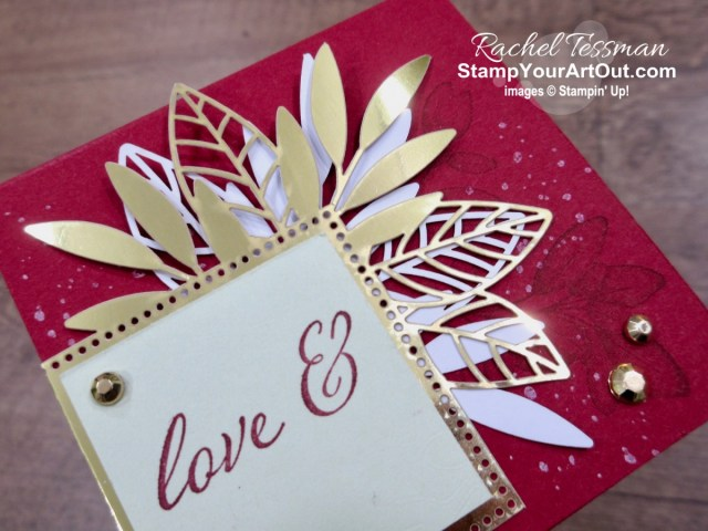 All Star Tutorial Blog Hop November 2020 featuring the Forever Greenery Suite of products from Stampin' Up!'s 20-21 Annual Catalog… Get directions, measurements, and a list of supplies used for this mini tri-fold gift card I created and shared. Learn how to grab up the awesome exclusive tutorial bundle. AND see other great ideas with this suite shared by the eleven others in our tutorial group! - Stampin' Up!® - Stamp Your Art Out! www.stampyourartout.com