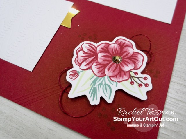 I'm excited to show you my scrapbook page and Countdown to Christmas that I made using the contents of the October 2020 Joy To The World Paper Pumpkin kit and a few other products. Click here to access measurements, tips, more close-up photos, and links to the products I used. - Stampin' Up!® - Stamp Your Art Out! www.stampyourartout.com