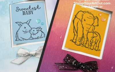 Wildly Happy Swing Fold Cards (& Sale Extended!)