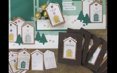 Nov 2020 Jolly Gingerbread PP Kit Alternate Ideas & Sales