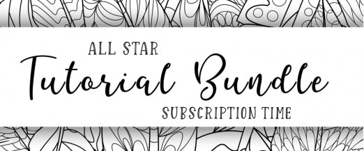 All Star Tutorial Bundle subscription time! Subscribe now and save. - Stampin' Up!® - Stamp Your Art Out! www.stampyourartout.com
