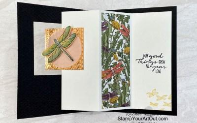 Fifteen Dandy Garden Suite Card Samples