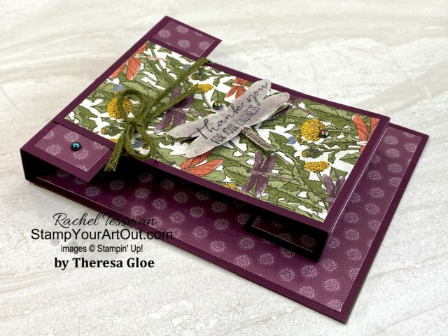 I have received more beautiful cards. And I'm very excited to share them with you! Click here to see all fifteen cards that feature products from the new Dandy Garden Suite in the Jan-June 2021 Mini Catalog. - Stampin' Up!® - Stamp Your Art Out! www.stampyourartout.com