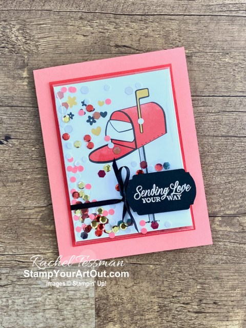 "I'm excited to share with you a couple more projects I created with the January 2021 Sending Hearts Paper Pumpkin Kit! Click here for photos, measurements, directions/tips for making them, and a complete product list linked to my online store. Plus, you can see several other alternate project ideas created with this kit by fellow Stampin' Up! demonstrators in our blog hop: ""A Paper Pumpkin Thing""! - Stampin' Up!® - Stamp Your Art Out! www.stampyourartout.com"