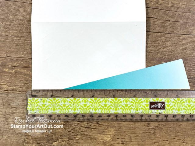 Here are two more beautiful cards featuring the Oh So Ombré Designer Paper (one of the free Jan-Feb 2021 Sale-a-Bration picks with a $50 purchase) with the Starburst technique. Access directions, more photos, measurements, and links to all the products so you can make them, too. - Stampin' Up!® - Stamp Your Art Out! www.stampyourartout.com