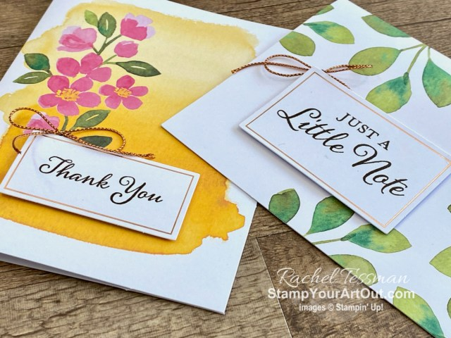 Click here to see how to get 24 cards (instead of just 12) from the Hello Dear Friend Card Kit just by bringing in some Early Espresso Ink, Early Espresso Cardstock, and Basic White Envelopes. Access measurements, more photos, a how-to video with directions, and links to the products I used. - Stampin' Up!® - Stamp Your Art Out! www.stampyourartout.com
