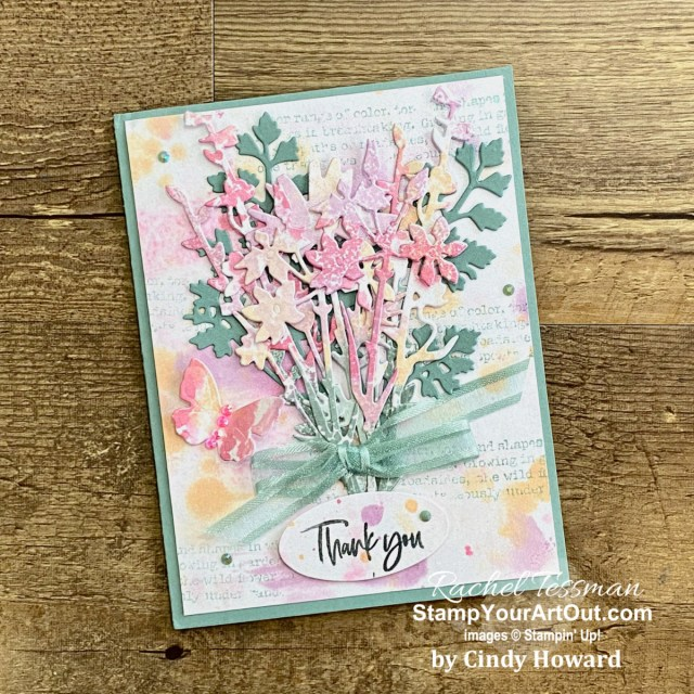 I have received more beautiful cards from my team members showing off some of the new 2021-22 Annual Catalog product. Click here to see all six.  - Stampin' Up!® - Stamp Your Art Out! www.stampyourartout.com