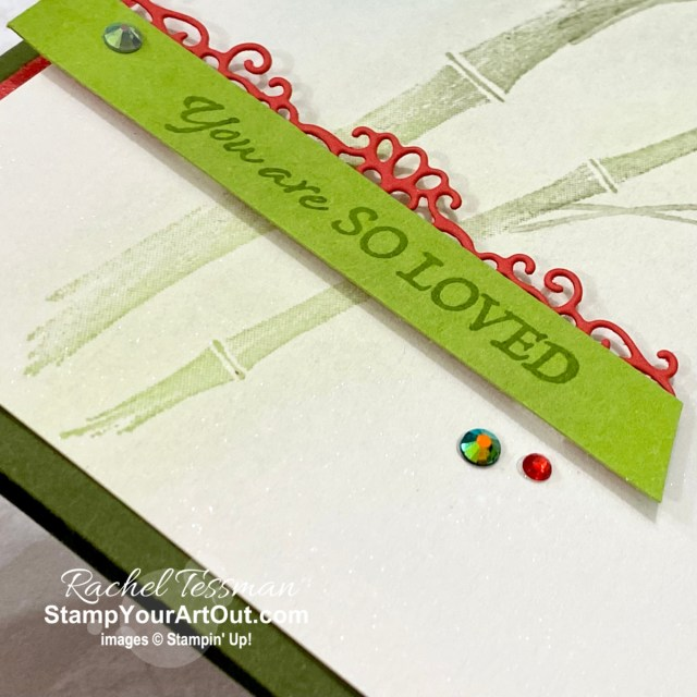 Bamboo Beauty done in Poppin' Pastels with Stampin' Up!'s new Soft Pastels. - Stampin' Up!® - Stamp Your Art Out! www.stampyourartout.com