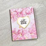 Click here to see three cards assembled in such a way as to show off both sides of the beautiful Expressions in Ink Specialty Designer Paper. - Stampin' Up!® - Stamp Your Art Out! www.stampyourartout.com