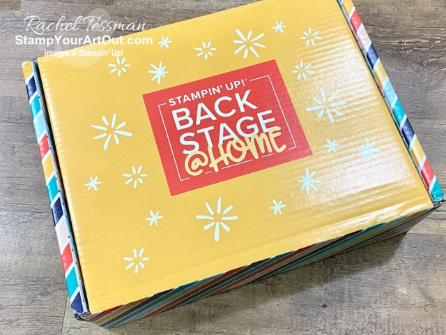 Gifts I received…BackStage@Home August 2021 virtual leadership conference by Stampin' Up!®- Stampin' Up!® - Stamp Your Art Out! www.stampyourartout.com
