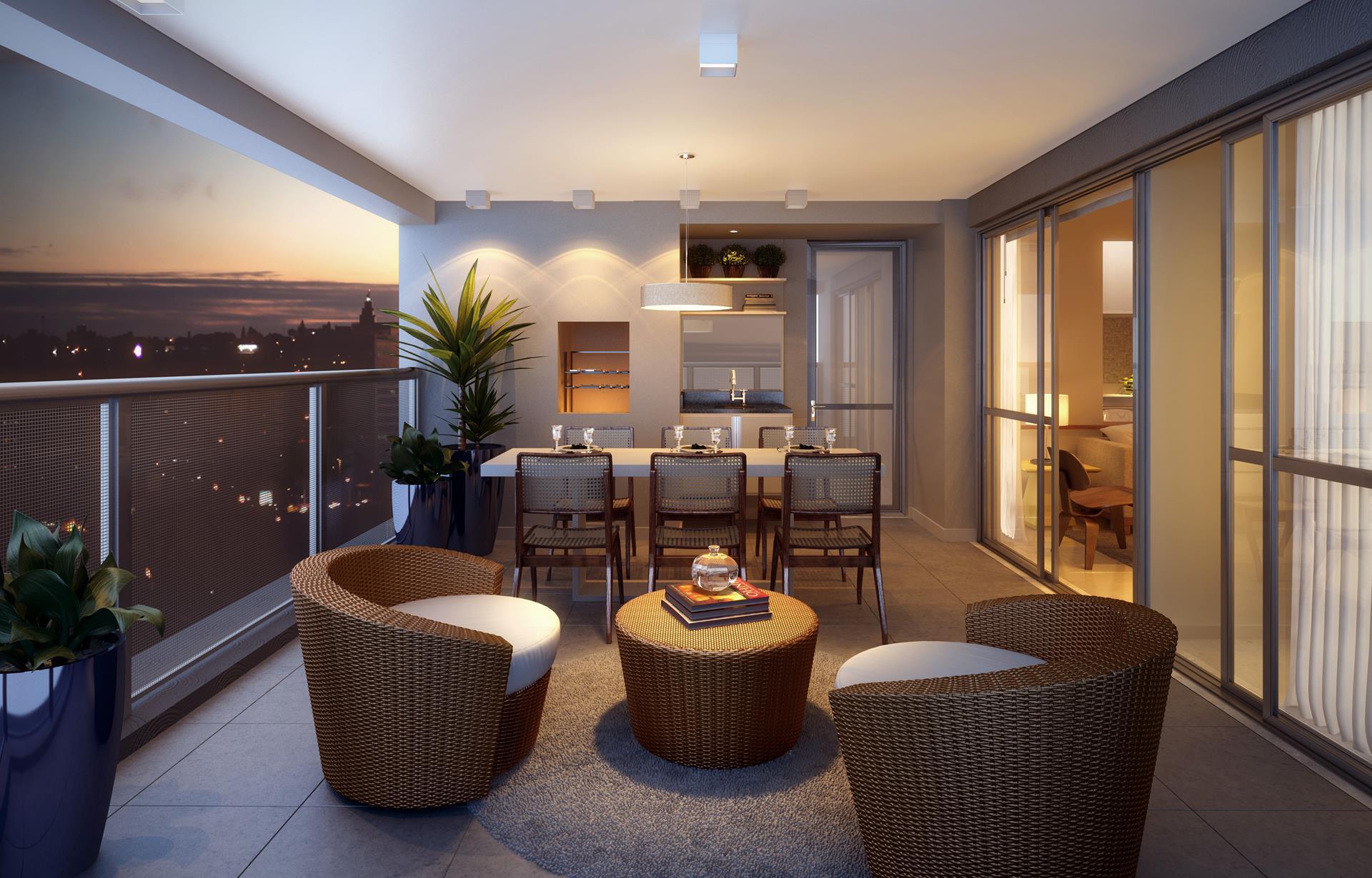 Arte Arquitetura Pinheiros 2 Apartamentos De 64 E 90 M