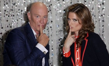 """""""Castle"""" Star Stana Katic Joins Luke Reichle On """"Secrets Of The Red Carpet"""""""