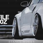 AWOL:Edafe's 350z