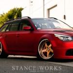 Wide Load: VIP Modular's BMW E61
