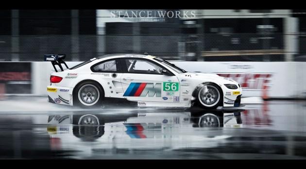 BMW ALMS Long Beach