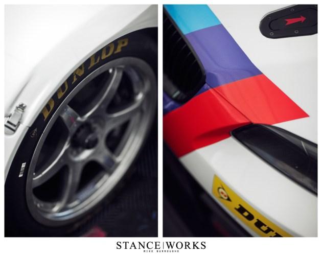 BMW m3 ALMS