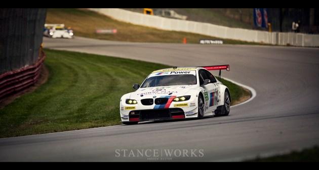 BMW M3 American LeMans