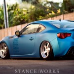 Bound For Vegas : Rotiform's Bagged Scion FR-S