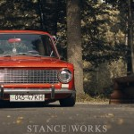 """Across the Globe in Just a Click – Andrey Dudnikov's Clean and Classic Lada 21011 - """"Junkie"""""""