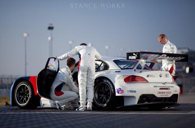 Team RLL BMW z4 GTE