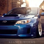 A Big Step Up - Jaycee Ceron's Slant-Lipped Subaru