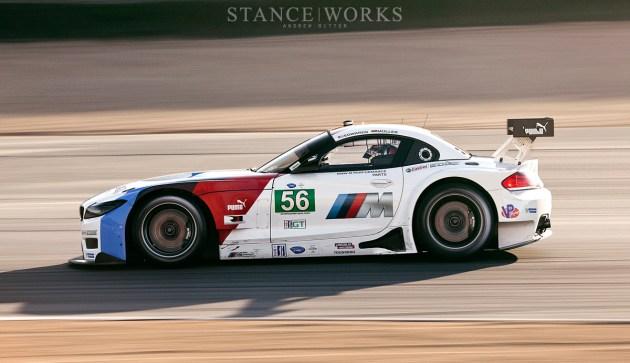 ALMS BMW Z4 GTE Team RLL