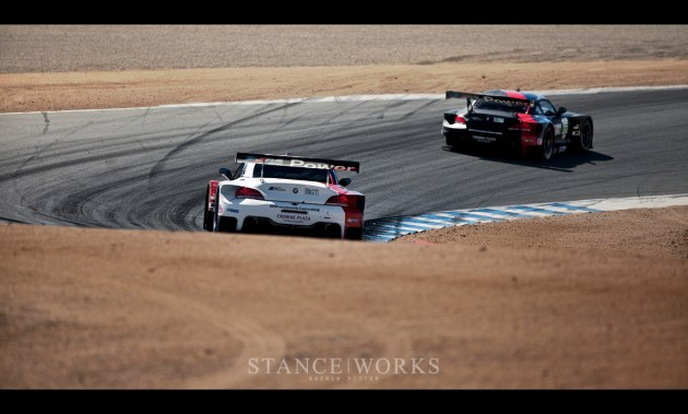ALMS BMW Team RLL Z4 GTE