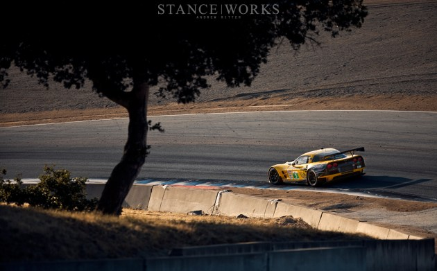 ALMS Corvette Racing Wins Laguna Seca