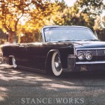An Introduction - Jason Sellers's 1964 Lincoln Continental Drop-Top Sedan