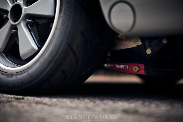 Magnus Walker Porsche suspension