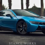 Fresh on American Soil: A First Look at the BMW i8