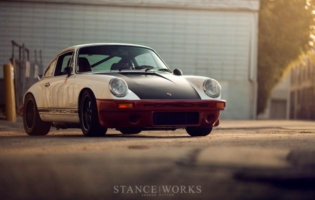 Magnus Walker Porsche 911 78schr