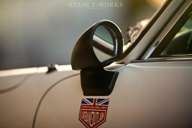 magnus walker porsche 911 vitaloni sebring mirrors