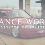 StanceWorks Wallpaper - Rodney Nichols's Mercedes Benz 190e