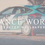 StanceWorks Wallpaper - The H&R x StanceWorks Ford Focus RS
