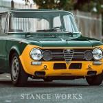 A Real Balduzzi - Alex Fisher's 1972 Alfa Romeo Giulia 1300 Super by DV Mechanics