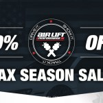 Air Lift Performance - Tax Season Sale - Up to 20% Off!
